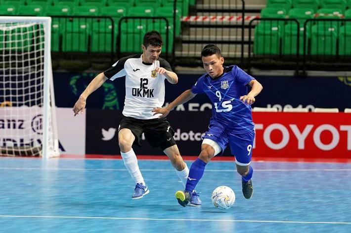 Ngược dòng khó tin, Thái Sơn Nam giành HCĐ Futsal châu Á - Ảnh 3.