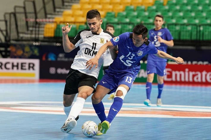 Ngược dòng khó tin, Thái Sơn Nam giành HCĐ Futsal châu Á - Ảnh 4.