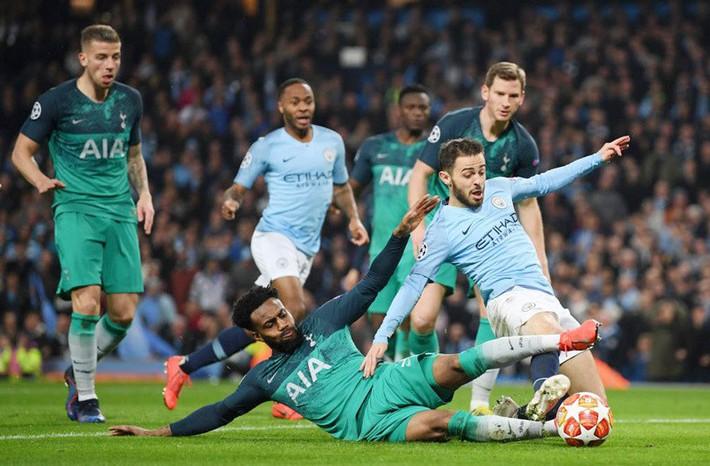 Man City vs Tottenham: Chủ quá mạnh, khách xin hàng - Ảnh 3.
