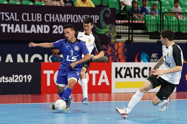 Ngược dòng khó tin, Thái Sơn Nam giành HCĐ Futsal châu Á - Ảnh 5.