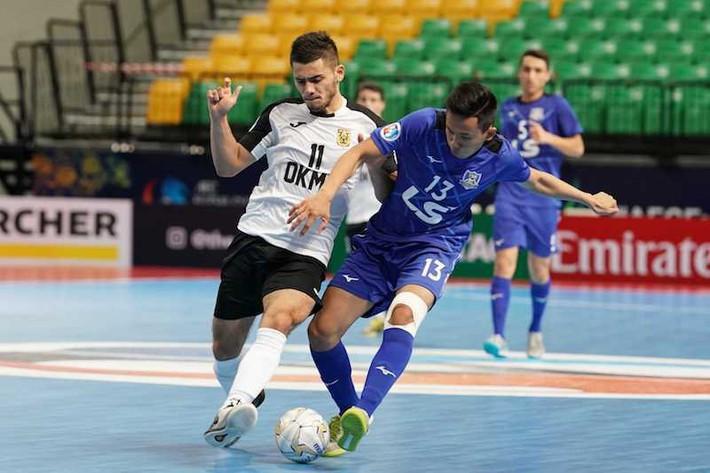 Ngược dòng khó tin, Thái Sơn Nam giành HCĐ Futsal châu Á - Ảnh 6.