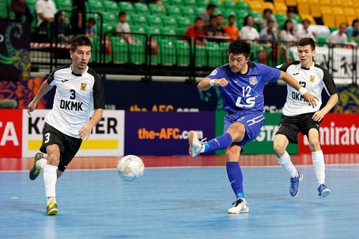 Ngược dòng khó tin, Thái Sơn Nam giành HCĐ Futsal châu Á - Ảnh 8.