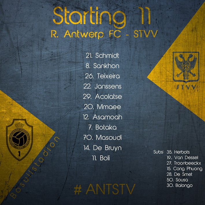Box TV xem TRỰC TIẾP Antwerp vs Sint-Truidense VV: Công Phượng dự bị (23h00) - Ảnh 1.