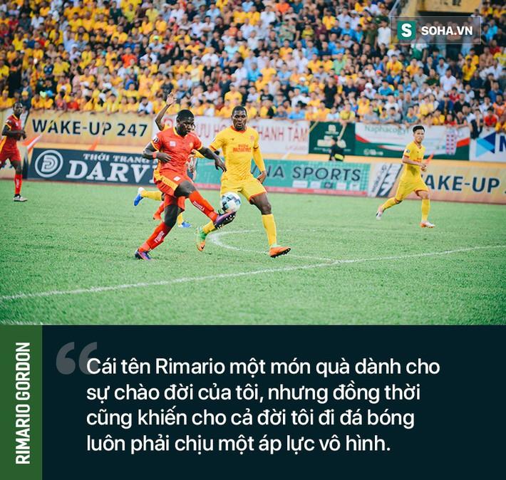 Rimario: Bài học đắt giá ở HAGL và áp lực từ cái tên giống người hùng World Cup - Ảnh 2.