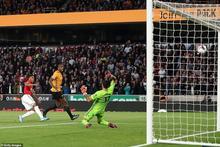Pogba đá hỏng penalty, Man United đánh rơi chiến thắng trước Bầy sói - Ảnh 2.