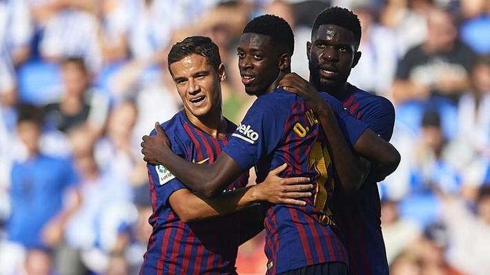 Niềm hi vọng trị giá 131 triệu bảng của Barcelona đang dần biến thành thảm họa - Ảnh 1.