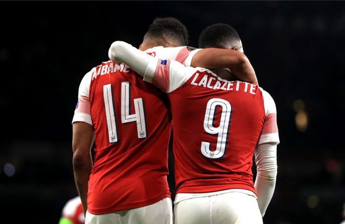 Khi khẩu đại pháo được nạp đạn, Arsenal đang trên đường trở lại thời hoàng kim? - Ảnh 1.