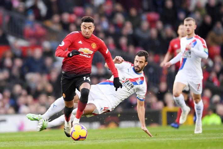 MU vs Crystal Palace: Tấn công bóp nghẹt đối thủ - Ảnh 2.