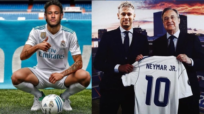 Real Madrid chi nửa tỷ euro, quyết lấy Neymar - Ảnh 1.