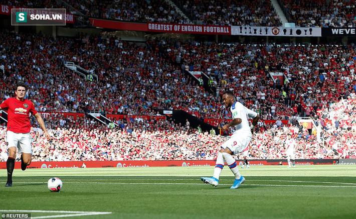Bất lực và xấu xí, Man United nhận trận thua thảm đầy xứng đáng trên Old Trafford - Ảnh 1.
