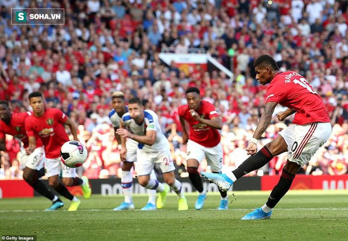 Bất lực và xấu xí, Man United nhận trận thua thảm đầy xứng đáng trên Old Trafford - Ảnh 2.