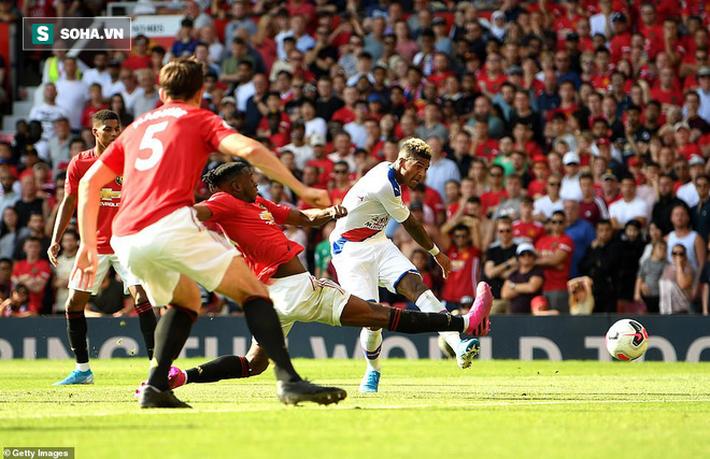 Bất lực và xấu xí, Man United nhận trận thua thảm đầy xứng đáng trên Old Trafford - Ảnh 3.