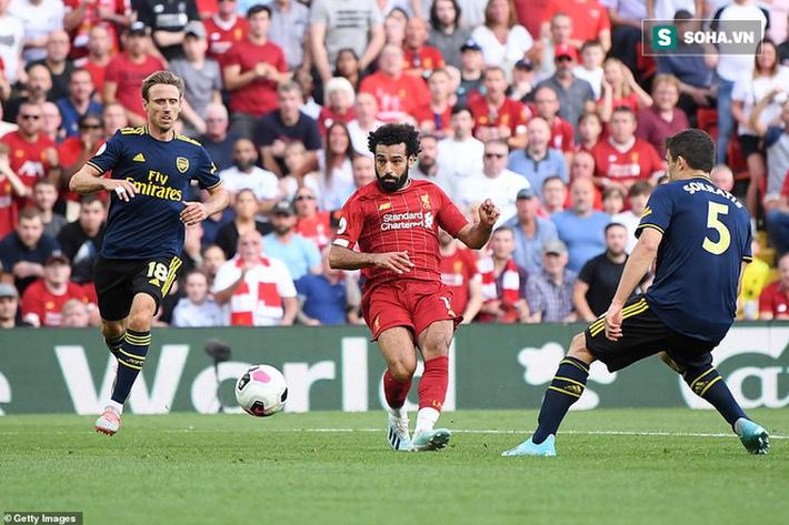 Hạ Arsenal ở đại chiến, Liverpool nghễu nghện độc chiếm ngôi đầu Premier League - Ảnh 2.