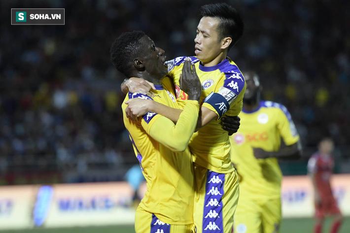 """Văn Quyết """"lên thần"""", Hà Nội FC viết tiếp trang sử cho Việt Nam ở đấu trường châu Á - Ảnh 2."""