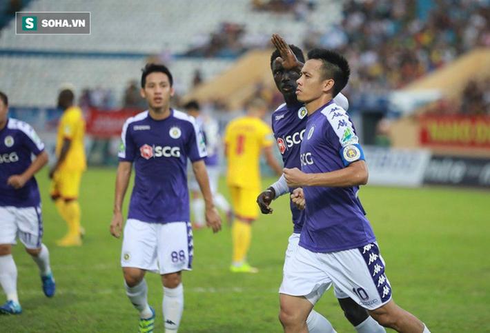 """Văn Quyết """"lên thần"""", Hà Nội FC viết tiếp trang sử cho Việt Nam ở đấu trường châu Á - Ảnh 3."""