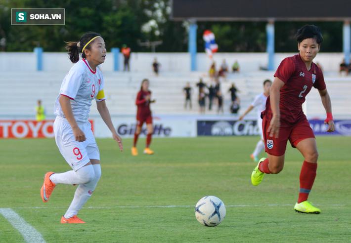 Tôi nén đau thi đấu và rất hạnh phúc khi ghi bàn giúp Việt Nam thắng Thái Lan - Ảnh 1.
