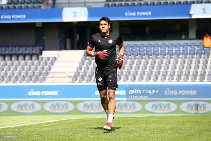 Công Phượng sáng cửa đối đầu thủ môn Thái Lan trên đất Bỉ - Ảnh 1.
