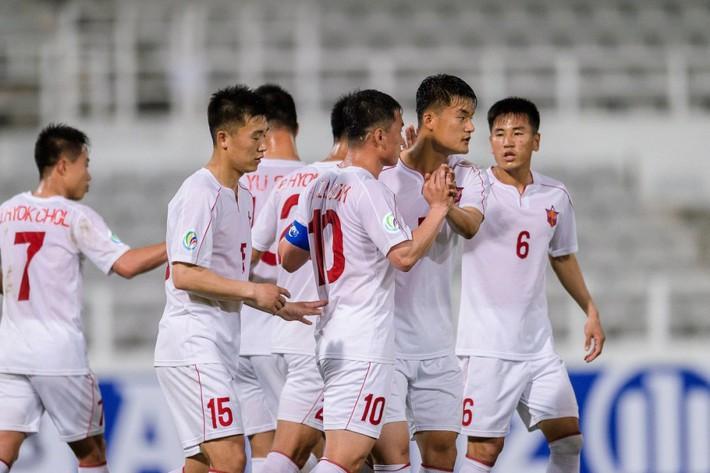Muốn tạo nên lịch sử, Hà Nội FC phải hạ đội bóng giàu truyền thống nhất Triều Tiên - Ảnh 1.