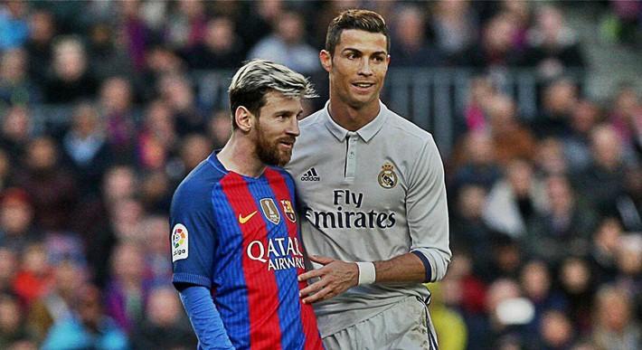 Messi - Ronaldo: Một thập kỷ anh hùng trọng anh hùng - Ảnh 3.