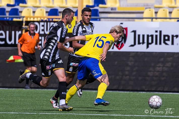 Công Phượng đi bóng tinh tế, kiến tạo thành bàn trong trận đấu của Sint Truidense - Ảnh 2.