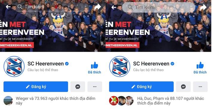 Khán giả Hà Lan buông lời đầy cay đắng khi CĐV Việt đổ bộ fanpage CLB mới của Văn Hậu - Ảnh 1.