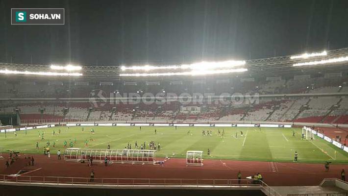 Thua thảm Thái Lan, CĐV Indonesia chỉ trích cầu thủ thậm tệ, đòi HLV từ chức ngay lập tức - Ảnh 1.