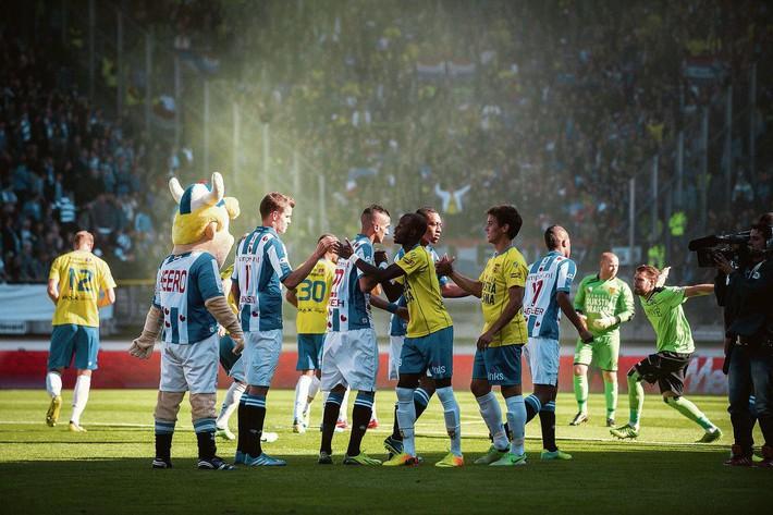 Đoàn Văn Hậu quá may mắn, bởi Heerenveen là thành phố bóng đá tuyệt vời nhất Hà Lan - Ảnh 1.