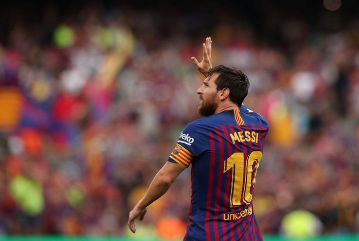 SỐC: Messi chuẩn bị sang Mỹ thi đấu - Ảnh 1.