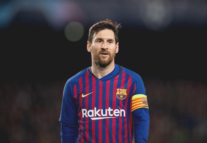 SỐC: Messi chuẩn bị sang Mỹ thi đấu - Ảnh 2.
