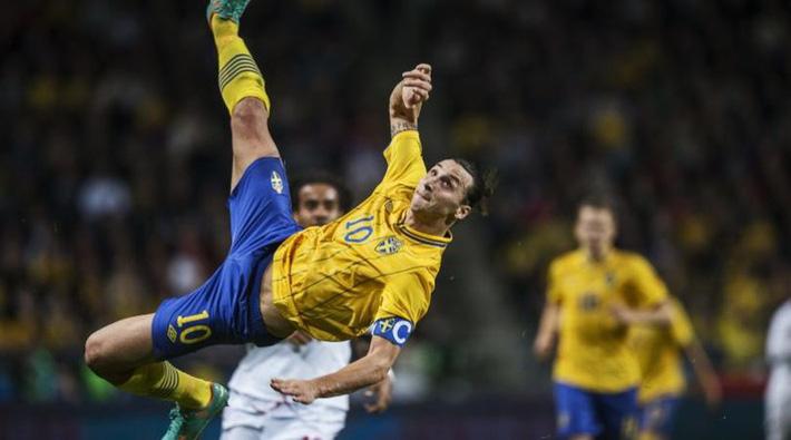 Ibrahimovic được dựng tượng nơi quê nhà - Ảnh 1.
