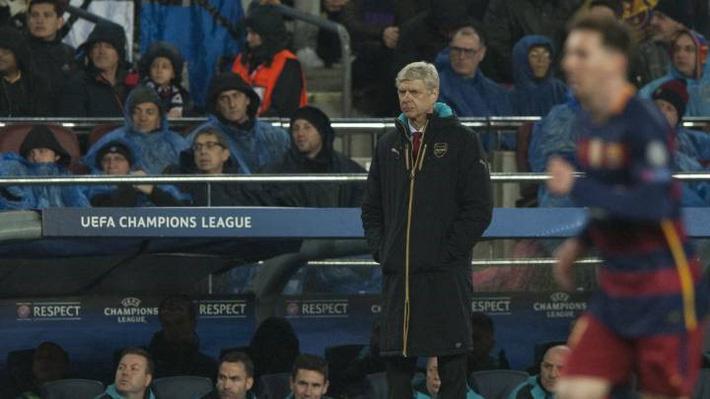 Messi là hối tiếc lớn nhất trong sự nghiệp cầm quân của Arsene Wenger - Ảnh 1.