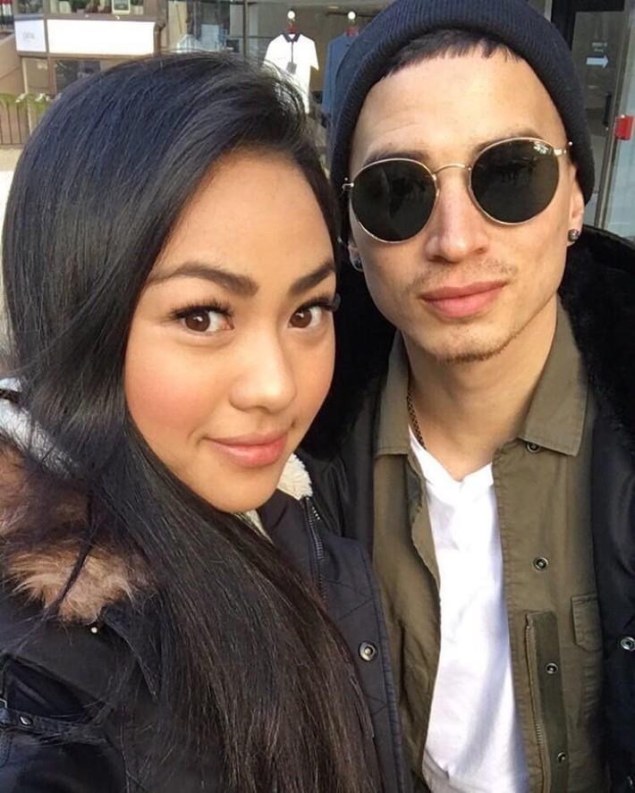 Tuyển thủ Thái Lan Tristan Đỗ và tình yêu sóng gió với bạn gái xinh đẹp - Ảnh 2.