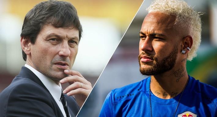 Sếp PSG muốn tống khứ Neymar càng sớm càng tốt - Ảnh 1.