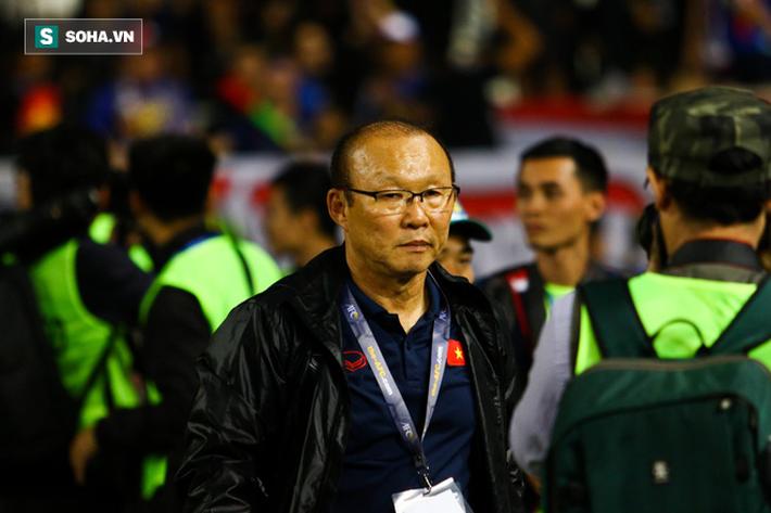 Trước thềm đáo hạn hợp đồng, báo Hàn Quốc sốc với chỉ tiêu không tưởng VFF giao thầy Park - Ảnh 2.