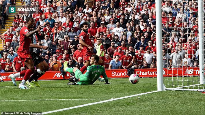 Sau 21 cú dứt điểm, Liverpool tiếp tục ngạo nghễ ở ngôi đầu Premier League - Ảnh 1.