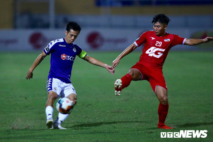 Một nửa đội hình tuyển Việt Nam đấu Thái Lan có nguy cơ đá hạng Nhất mùa sau - Ảnh 1.
