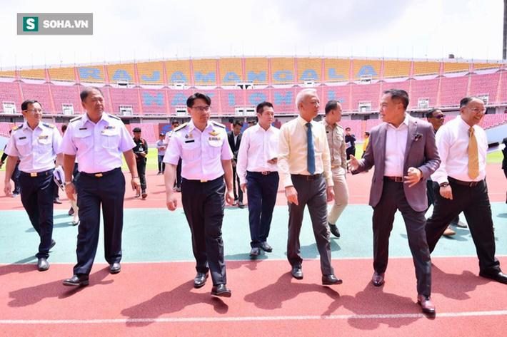Bộ trưởng Thể thao lên tiếng, Thái Lan đón tin vui lớn đúng thời điểm nước sôi lửa bỏng - Ảnh 1.