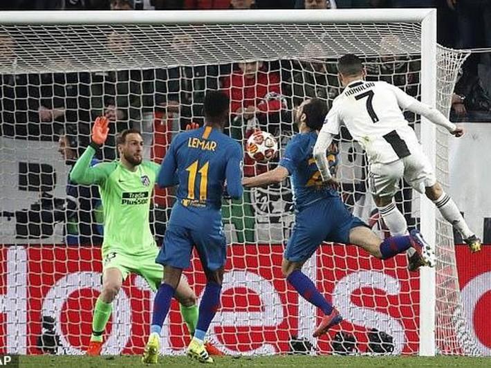 HLV Simeone ngán 'quái thú' Ronaldo, hãi ác mộng C1 - Ảnh 2.