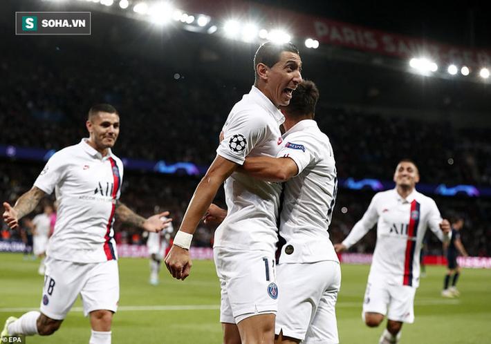 Không Neymar, chẳng Mbappe, PSG bất ngờ hạ nhục Real Madrid bằng sao cũ của Man United - Ảnh 1.