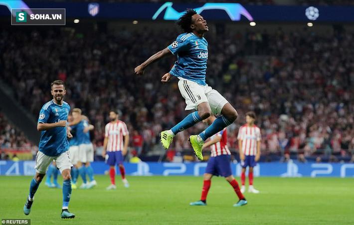 Ronaldo đóng vai chim mồi thành công, song Juventus vẫn phải nhận kết cục đắng lòng - Ảnh 1.