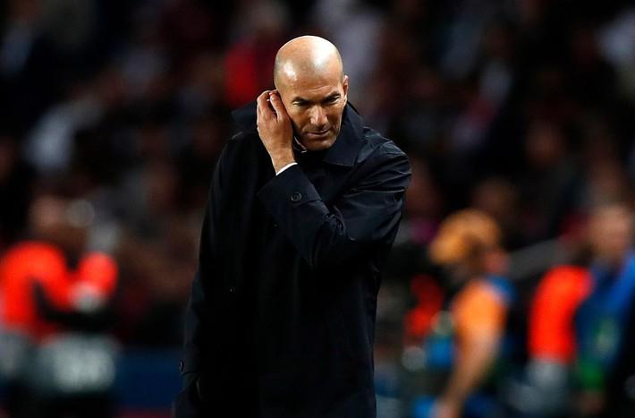 Real Madrid thua thảm, CĐV hừng hực đòi sa thải Zidane - Ảnh 2.