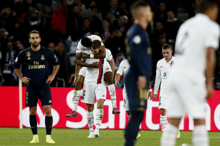 Nghiền nát Real Madrid, PSG cuối cùng đã tìm thấy công thức chinh phục Champions League - Ảnh 3.