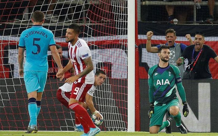 Tottenham đánh rơi chiến thắng dù dẫn trước 2 bàn - Ảnh 6.