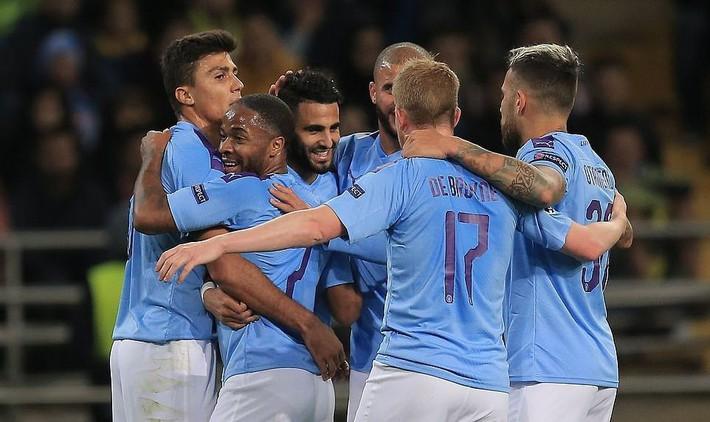 Man City khởi đầu như mơ ở Champions League - Ảnh 9.