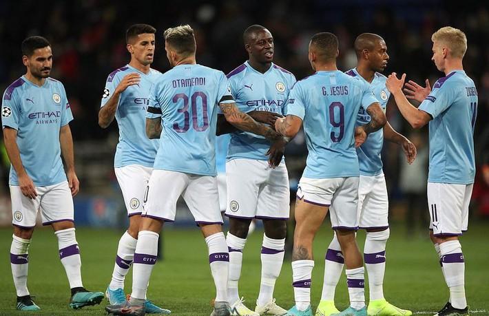 Man City khởi đầu như mơ ở Champions League - Ảnh 10.