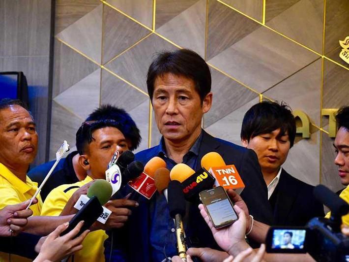 Chủ tịch Somyot gây áp lực cho ông Nishino - Ảnh 1.