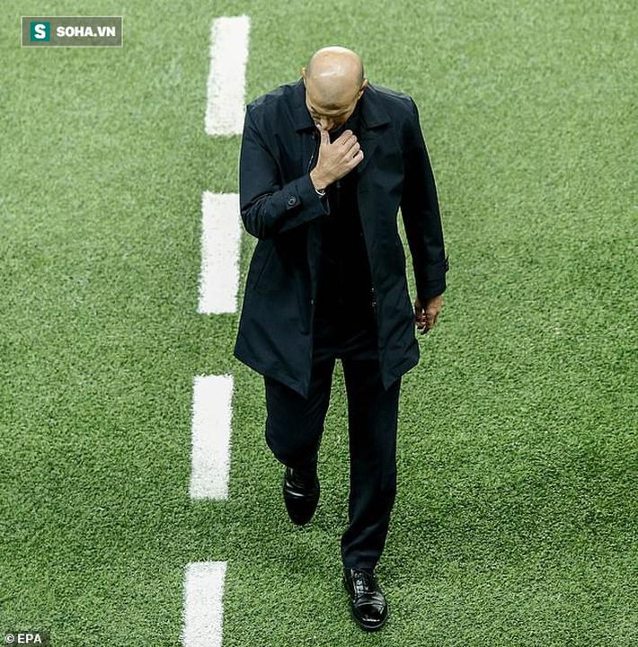 Perez duyệt chi 70 triệu bảng để tống cổ HLV Zidane - Ảnh 2.