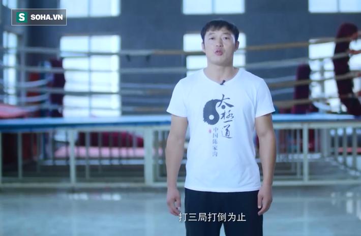 """""""Con hổ"""" làng Thái Cực Quyền thách đấu ngạo mạn làm giới võ lâm Trung Quốc """"dậy sóng"""" - Ảnh 1."""