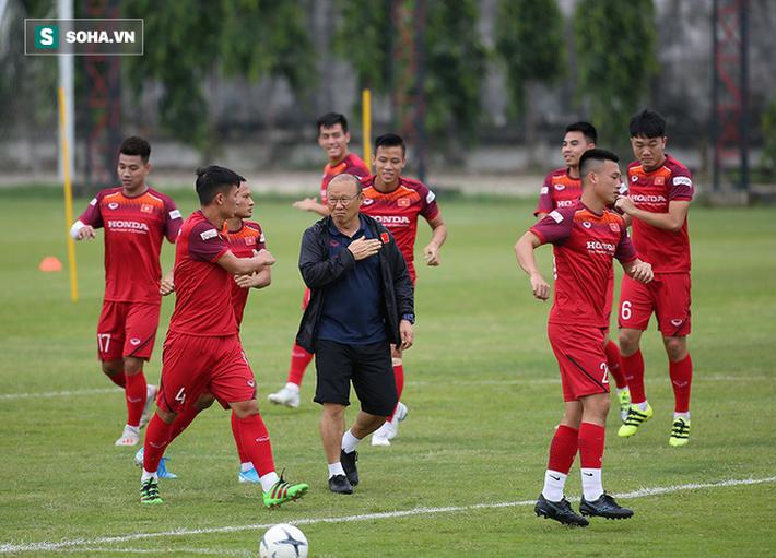 Không phải Minh Vương, thầy Park triệu tập bổ sung nhân tố bất ngờ lên tuyển Việt Nam - Ảnh 1.