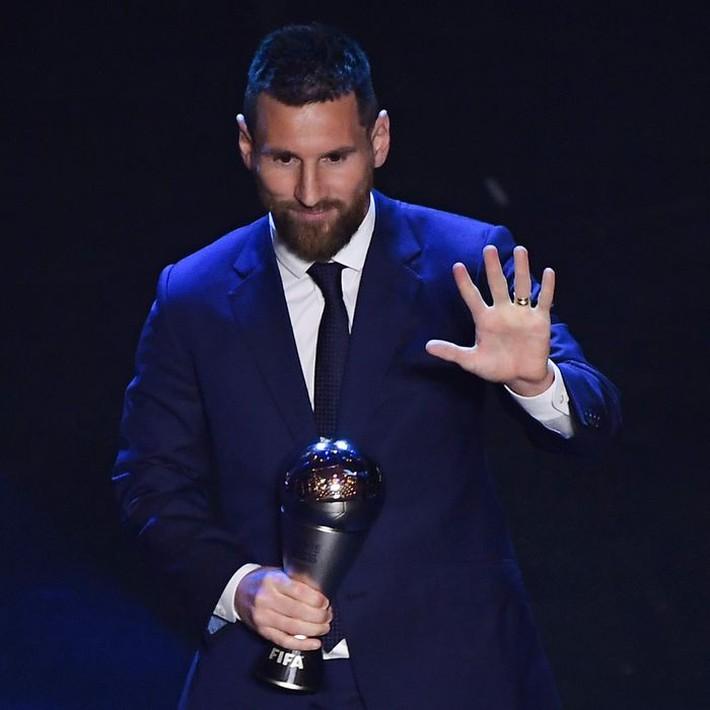 SỐC: Vụ bầu chọn Messi giành giải The Best FIFA 2019 bị tố gian lận - Ảnh 1.